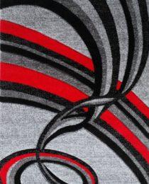 2215 Grey/Red