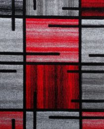2239 Grey/Red